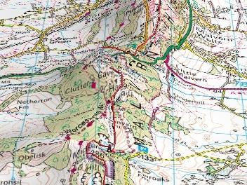 Pierwszy bieg w Malvern Hills