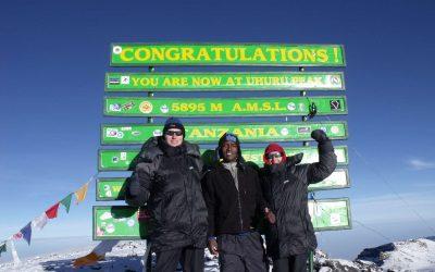 Pole, pole czyli jak to było z tym Kilimandżaro