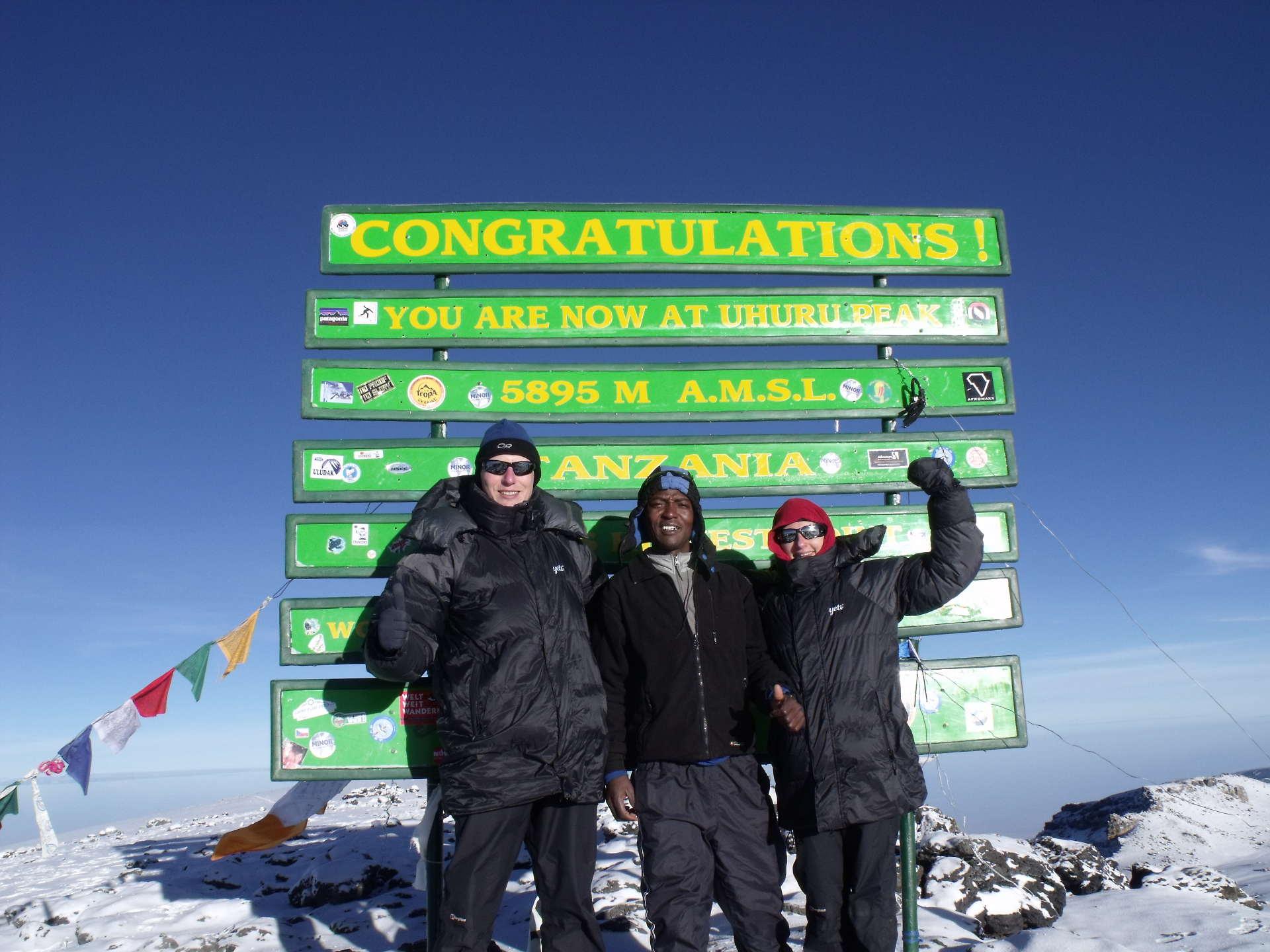 Kilimandżaro, Tanzania