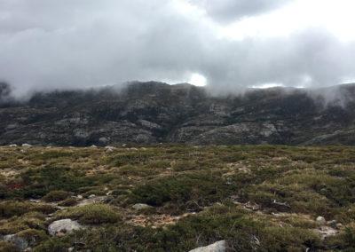 Widok na Monte Alcudin.
