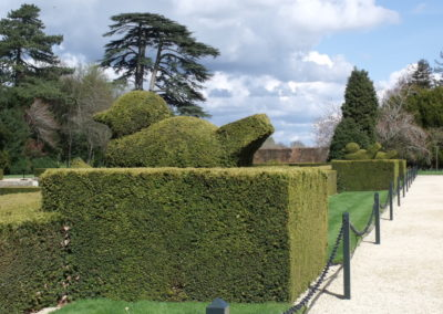 Ogrody w Blenheim Palace