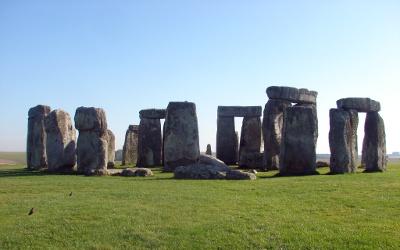 Stonehenge i Avebury