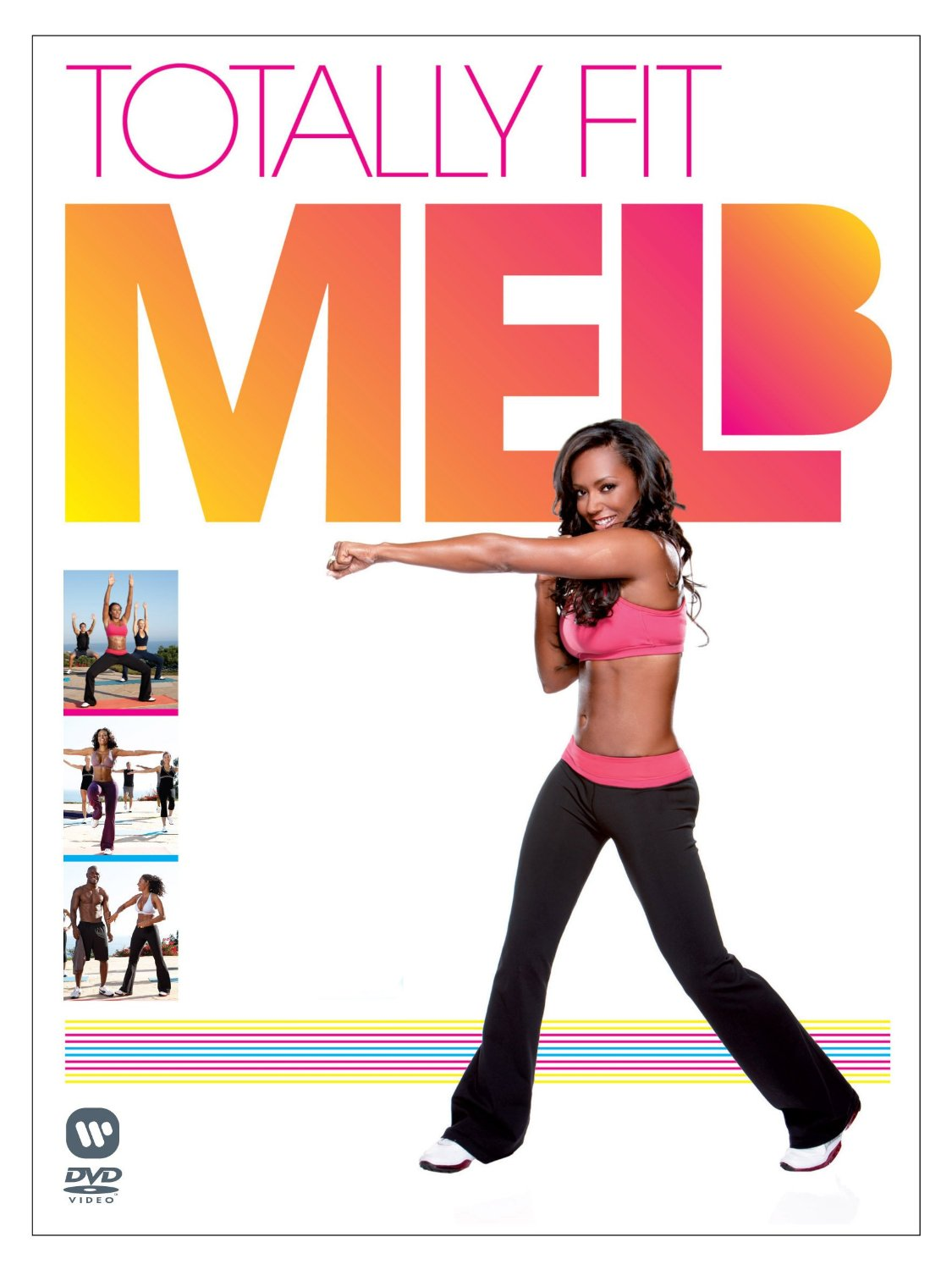 Mel B. Totally Fit