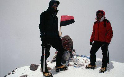 Wejście na Elbrus