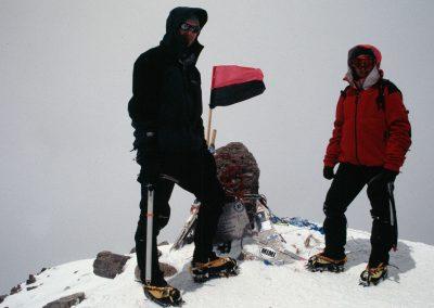 Elbrus, Caucasus Mountains, Russia