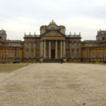 Blenheim Palace w Woodstock