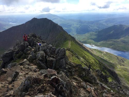 Mocne wyzwanie – Welsh 3000