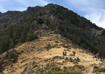 Bocca a u Saltu (1250m)