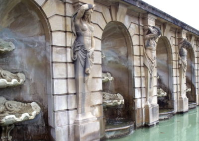 Wodne Ogrody w Blenheim Palace