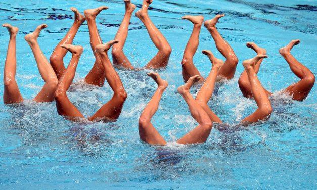 Pływamy